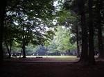 東深井古墳の森公園